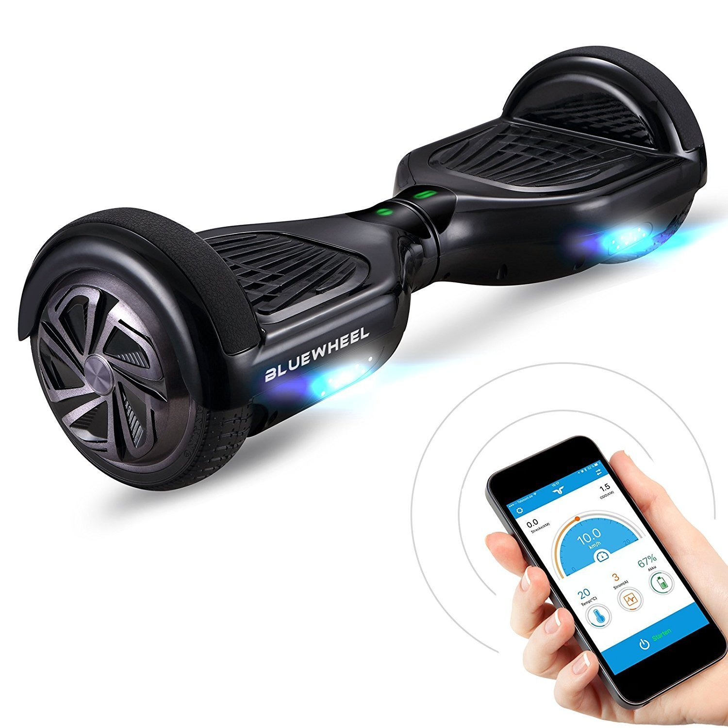 elektromobilit t e scooter hoverboards und co. Black Bedroom Furniture Sets. Home Design Ideas