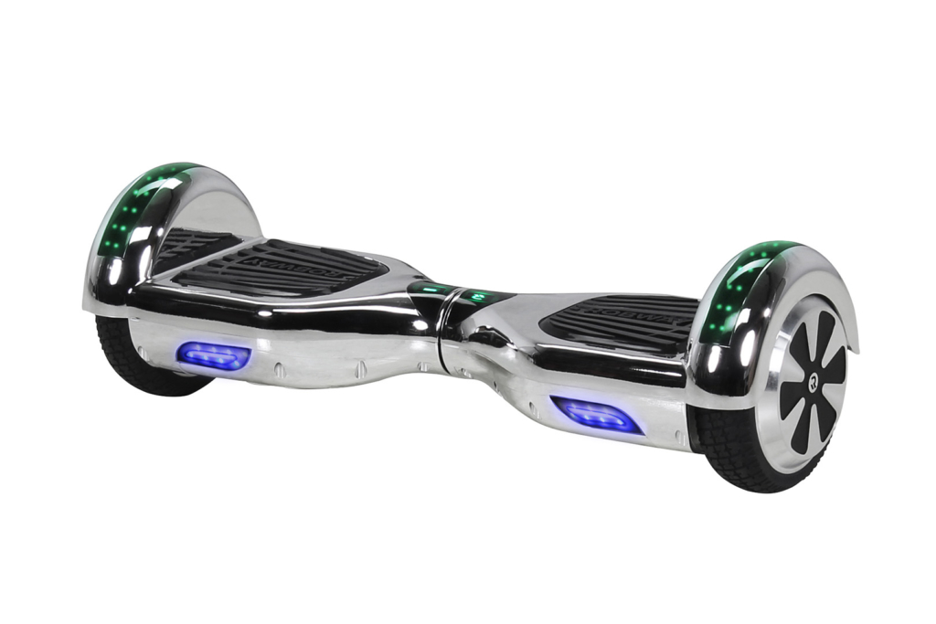 Robway W1 Hoverboard Chrom Edition