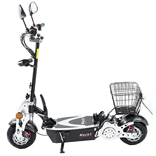 mach1 modell 6b elektroscooter im test. Black Bedroom Furniture Sets. Home Design Ideas